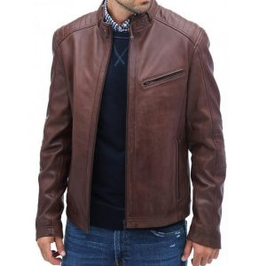 Flash Season 2 Carter Hall Hawkman Leather Jacket
