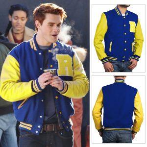 KJ Apa Riverdale Archie Jacket