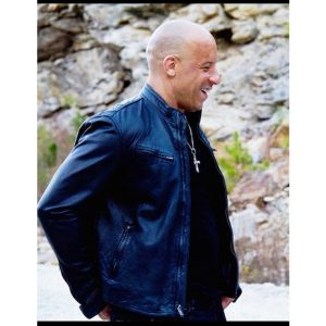 FAST AND FURIOUS 6 DOMINIC TORETTO BLACK JACKET