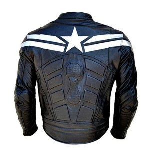 The Winter Soldier Captain America Cosplay Suit Costume
