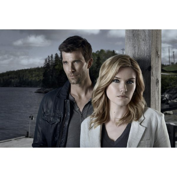 Haven Nathan Wuornos Black Leather Jacket