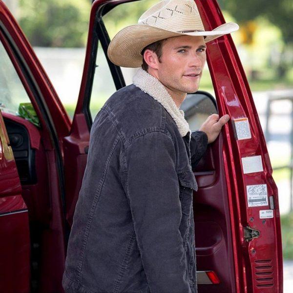 Longest Ride Scott Eastwood (Luke Collins) Jacket