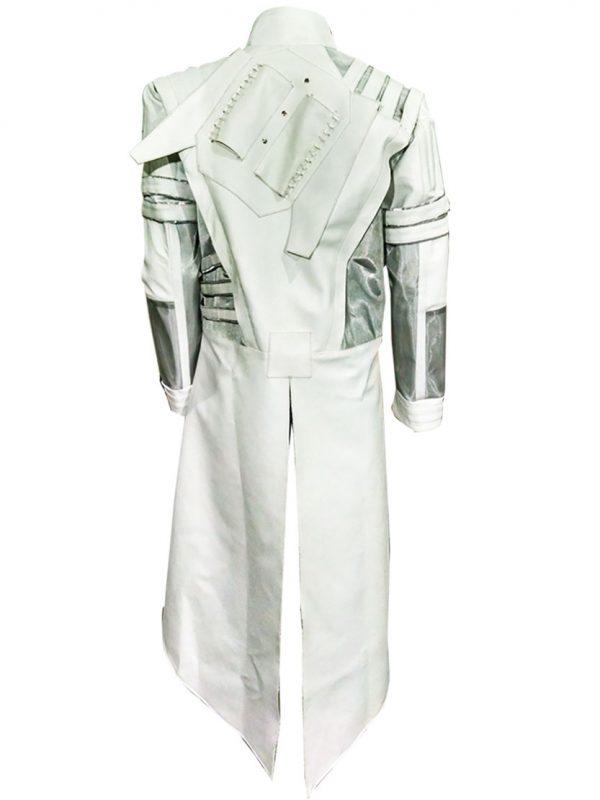 The Walking Dead Christian Serratos Grey Jacket