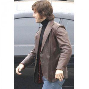 Elvis & Nixon Elvis Presley (Michael Shannon) Brown Jacket