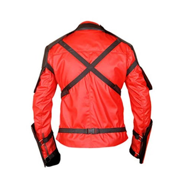 Will Smith Deadshot Suicide Squad Leather Jacket