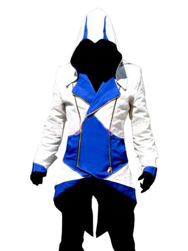 ASSASSIN'S CREED 3 COSPLAY FUAX COSTUME