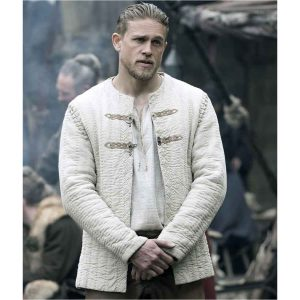 King Arthur Legend Of The Sword Charlie Hunnam Jacket