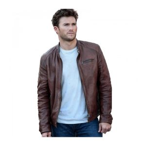 Fate Of The Furious Scott Eastwood Brown Jacket