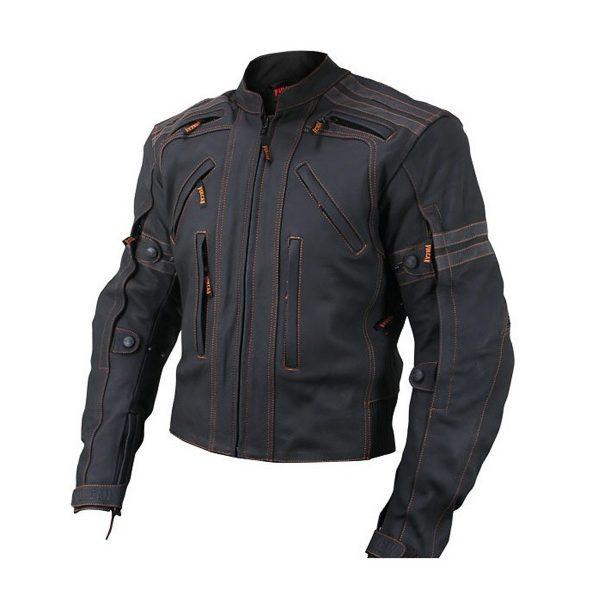 Vulcan Men's VTZ-910 Street Motorcycle Jacket