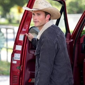 Longest Ride Scott Eastwood (Luke Collins) Jacket