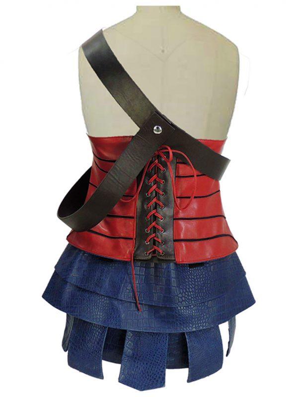 Wonder Woman Gal Gadot Leather Costume