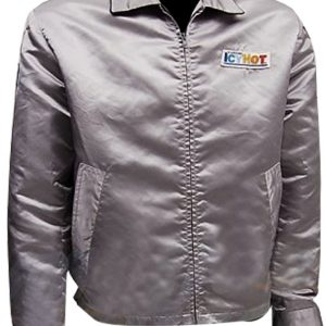 Shop-Best-Seller-Silver-Leather-Satin-Kurt-Russell-Death-Proof-Stunt-Jacket-UK-USA-Canada-image-2