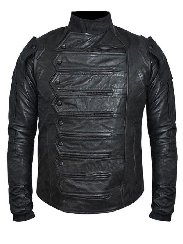 Civil War Winter Soldier Jacket