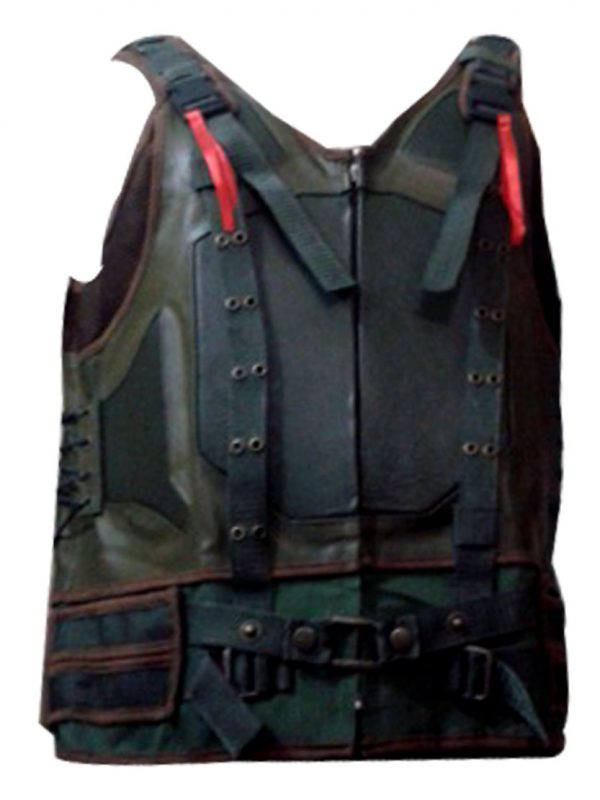 Dark Knight Rises Bane Leather Vest