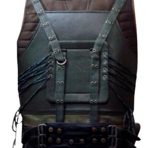 Dark Knight Rises Bane Leather Vest