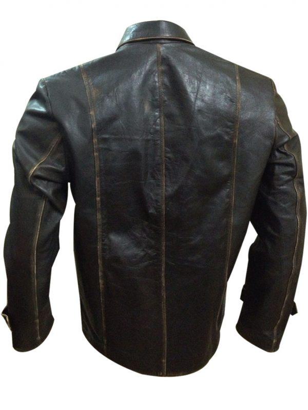 Supernatural Jensen Ackles (Dean Winchester) Brown Distressed Jacket