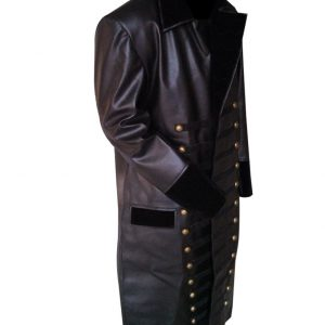 Colin ODonoghue (Captain Hook) Once Upon A Time Leather Coat