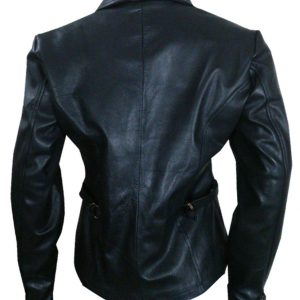Kelly McGillis Top Gun Pilot Leather Jacket