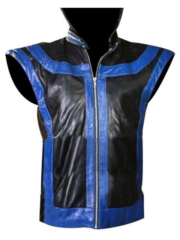 The FP (BTRO) Brandon Barrera Star Leather Jacket.