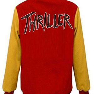 Bad Tour Michael Jackson Thriller M Leather Jacket