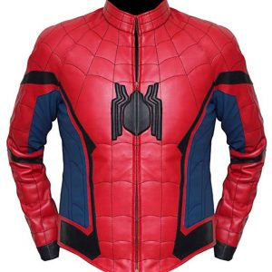 Shop-New-arrivals-Red-Men-jacket-Spiderman-Homecoming-Leather-Jacket-Uk-USA-Canada-image-1
