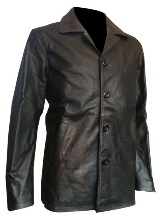 Supernatural Dean Winchester Long Leather Coat