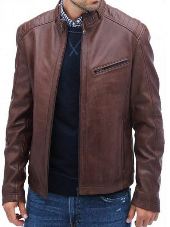 Flash Season 2 Carter Hall Hawkman Leather Jacket
