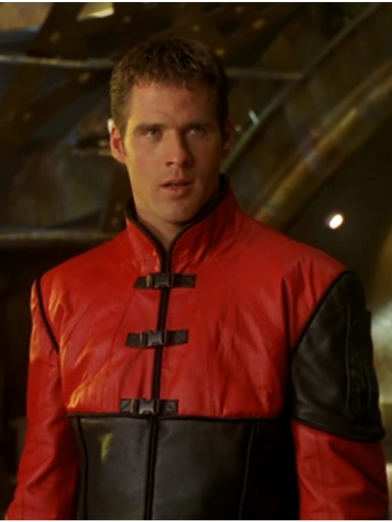 Farscape Ben Browder Leather Jacket