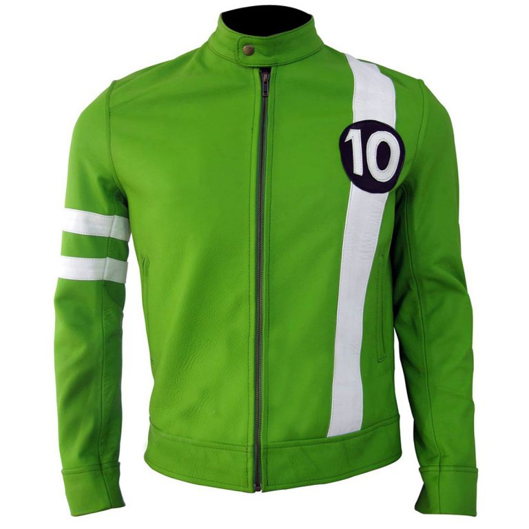 RYAN KELLEY BEN 10 COSPLAY JACKET