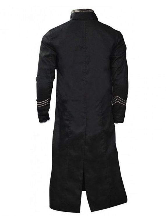 Van Helsing Dracula (Richard Roxburgh) Cotton Long Coat