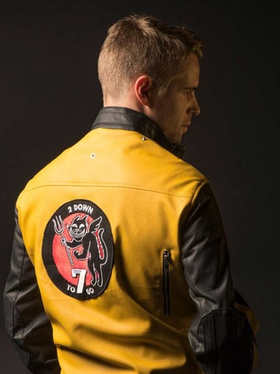 Wolfenstein II The New Colossus Yellow Jacket