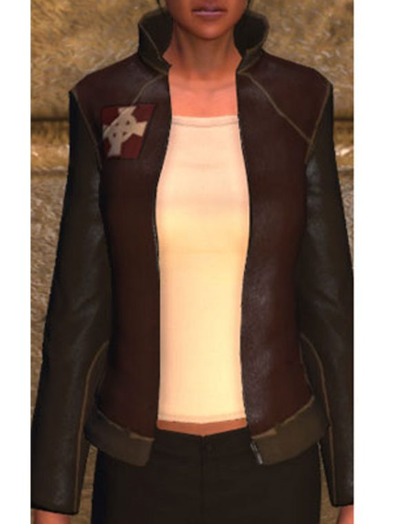 THE SECRET WORLD TEMPLAR INITIATE COSPLAY JACKET