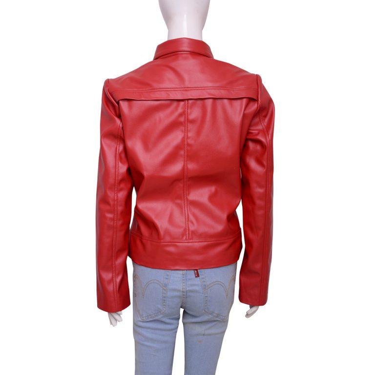 Once Upon A Time Jennifer Morrison (Emma Swan) Red Jacket