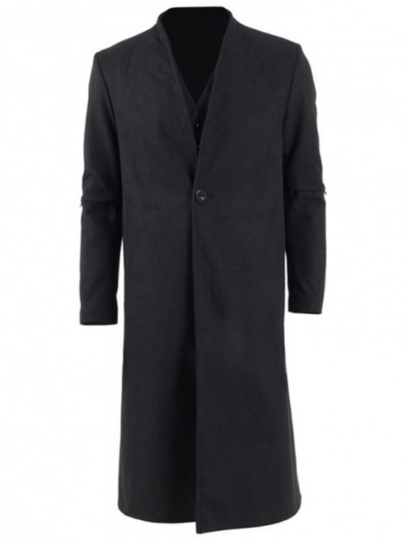 Matthew Mcconaughey The Dark Tower Walter Padick Coat