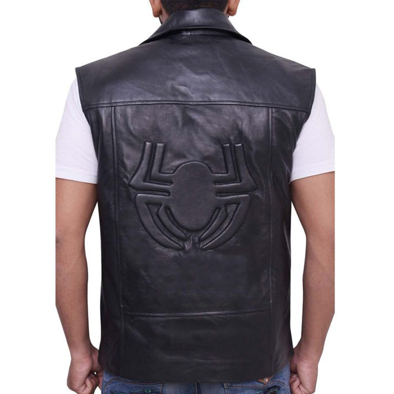 Spiderman Noir Vest