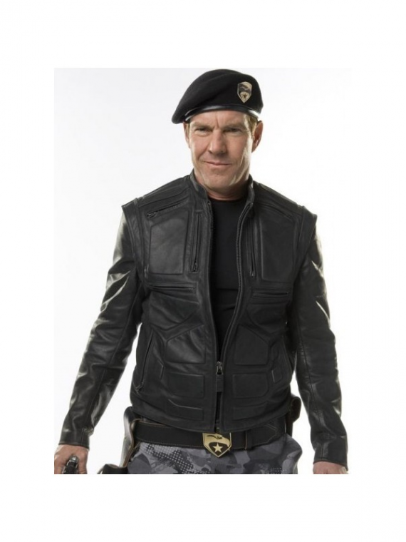 GENERAL HAWK G.I JOE RISE OF COBRA JACKET