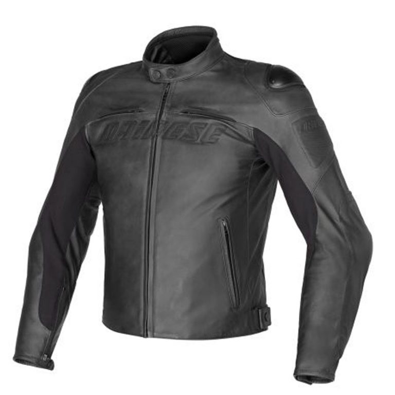 Speed Motorcycle Leather Jacket