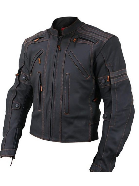 Vulcan Men's VTZ-910 Street Motorcycle Jacket