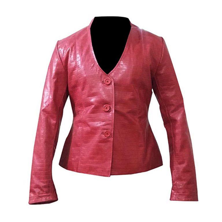 Terminator 3 Rise ofthe Machines T-X KristannaLoken Leather Jacket