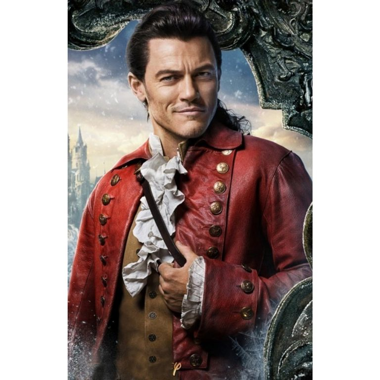 Beauty And The Beast Gaston Luke Evans Coat