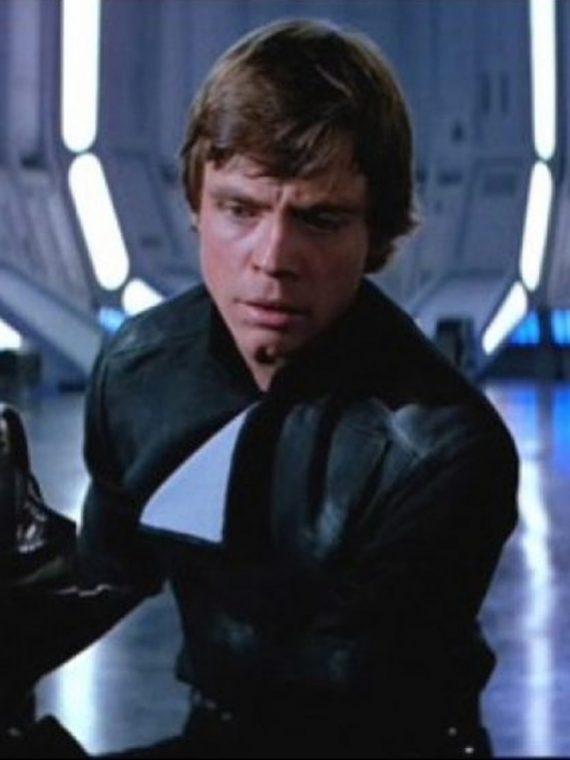 Luke Skywalker Return Of The Jedi Star Wars Jacket