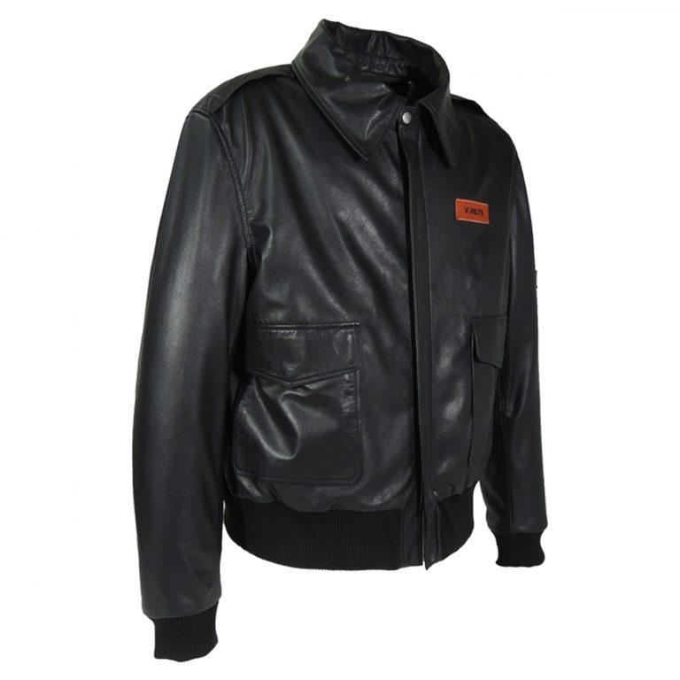 Steve McQueen Hilts Great Escape Leather Jacket