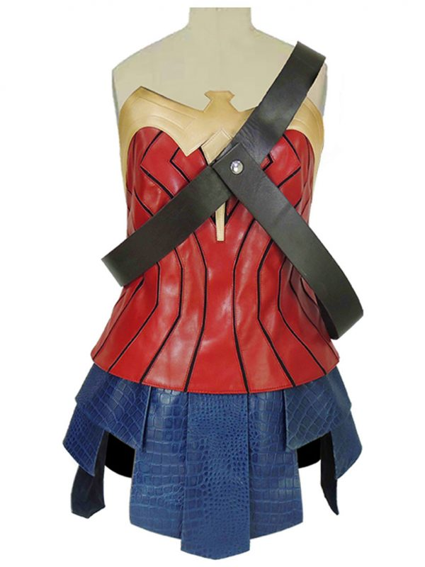 Buy-Women-jacket-Maroon-Real-Leather-Wonder-Woman-Gal-Gadot-Leather-Costume-UK-USA-Canada-image-2