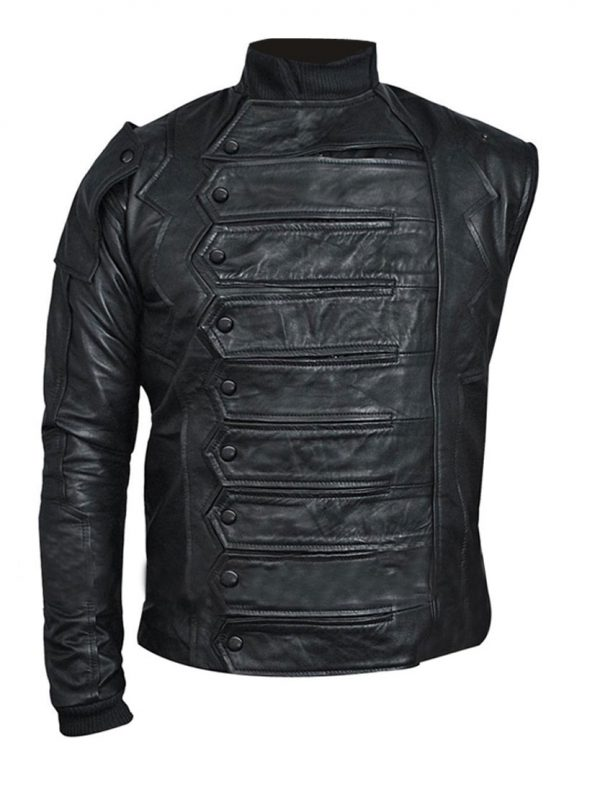 Civil War Winter Soldier Jacket