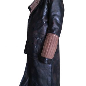 Suicide Squad Jai Courtney Captain Boomerang Coat