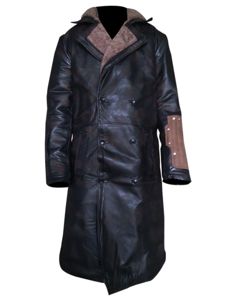 Suicide Squad Jai Courtney Captain Boomerang Coat