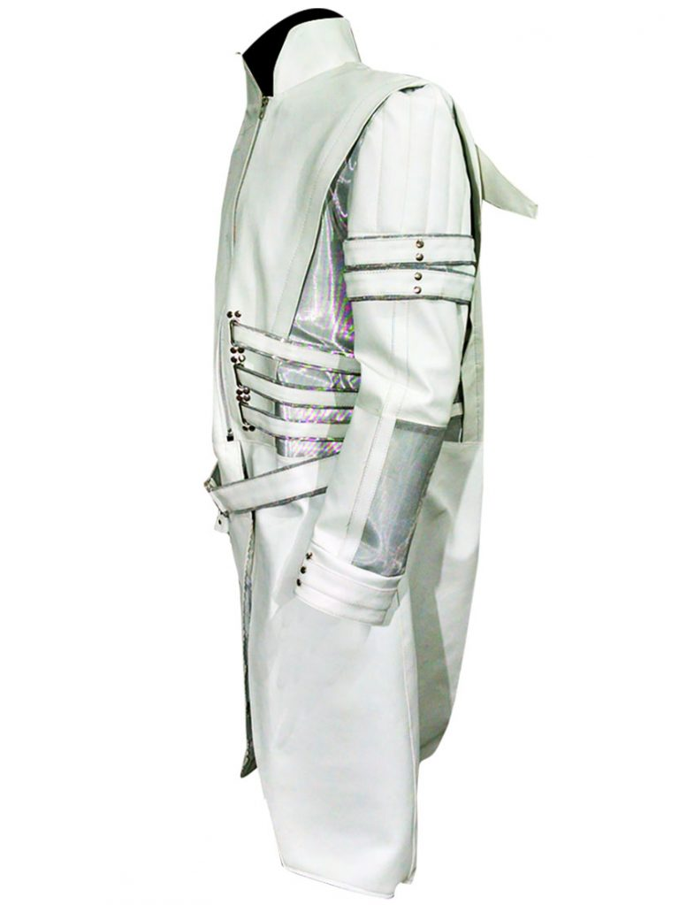 G.I. Joe Retaliation Lee Byung-Hun White Costume