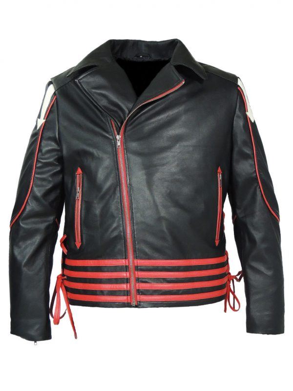 Shop-Best-seller-Leather-Men-Jacket-Freddie-Mercury-Red-And-Black-Leather-Jacket-Uk-USA-Canada-image-3