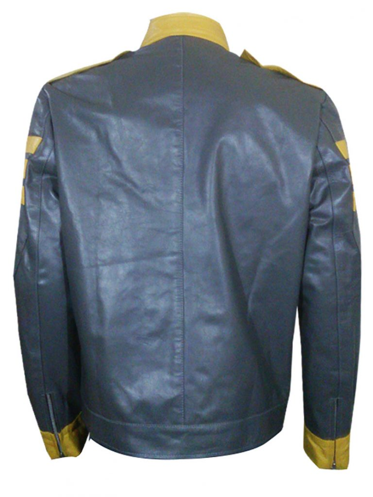 Space Battleship Yamato Black Tiger Jacket.