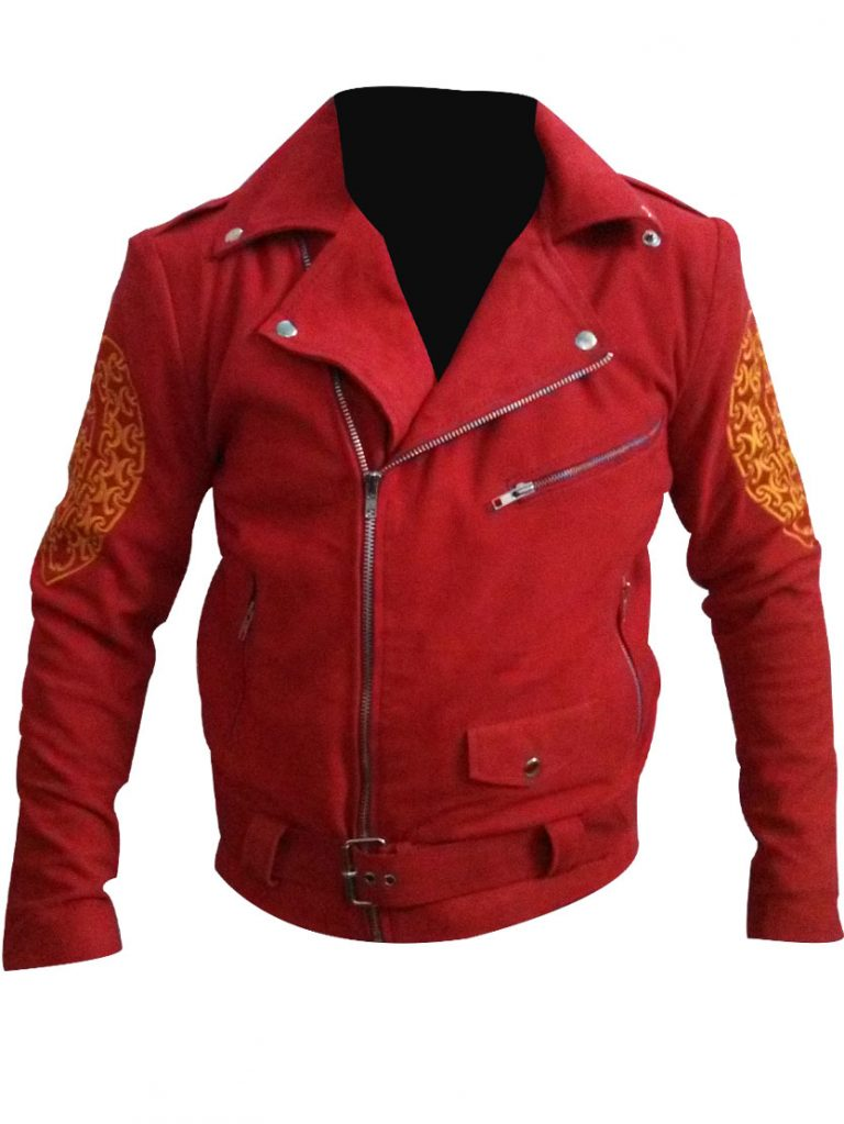 Once Upon a Time in Mexico Enrique Iglesias Leather Jacket